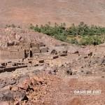 village de Fint au Maroc