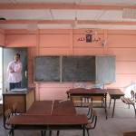 Abdeljelil dans une classe de Fint
